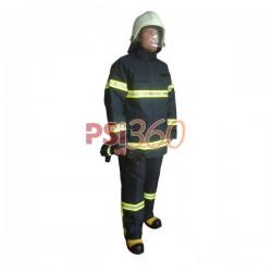 Costum pompieri pentru interventie - NOMEX