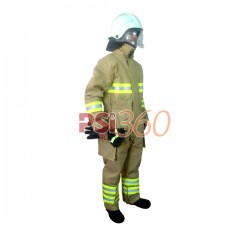 Costum pompieri formatie SVSU