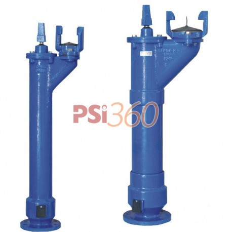 Hidrant subteran 16 Bar - DN 80