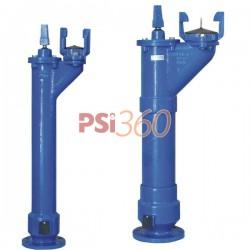 Hidrant subteran 16 Bar - DN 100