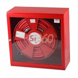 Cutie hidrant de interior cu furtun semirigid D-25-30m