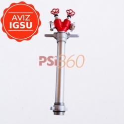 Hidrant portativ DN 65/80 2C - avizat IGSU
