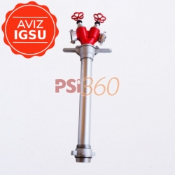 Hidrant portativ DN 65/80 2B - avizat IGSU