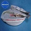 Furtun refulare 1 tol, 25mm, 10bar, rola20ml, cu racorduri legate